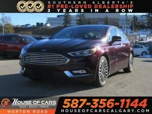 2017 Ford Fusion SE/ AWD/ BACK UP CAM/ NAV