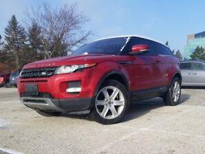 2013 Land Rover Evoque Pure Plus