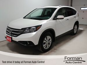 2012 Honda CR-V Touring - Navigation | Heated Leather | Local...