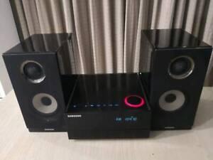 Samsung micro audio system