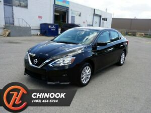 2019 Nissan Sentra SV w/ Bluetooth, Backup Cam, Heated Seats