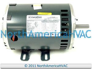 Carrier bryant payne 2 4 hp blower motor hd56fl651 208 230 for Carrier x13 blower motor