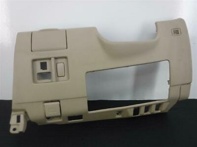 04-09 Lexus RX330 RX350 Dash Driver Lower Knee Trim Tan Beige OEM 55045-0E010-A0