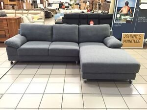 FRANKIE 2.5 SEATER + CHAISE FABRIC Logan Central Logan Area Preview