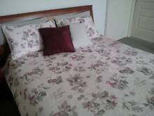 Jacquard Queen Quilt Cover Emu Heights Penrith Area Preview