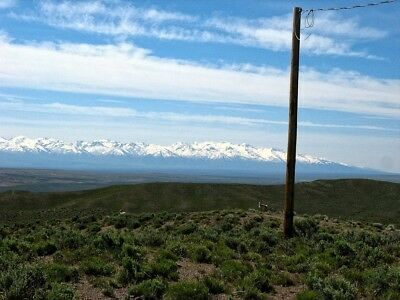 "RARE 5 ACRE ELKO NEVADA RANCH IN ""BRIARWOOD ESTATES"" NEAR~POWER & 2WD ACCESS! NR"