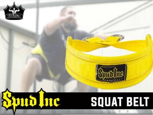 Spud Hip BELT SQUAT BELT Powerlifting, CrossFit, Weightlifting PICK SIZE & COLOR