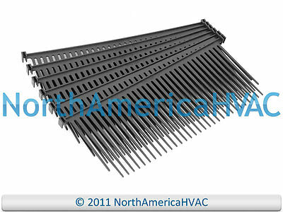 6x OEM 4270 Aprilaire Air Cleaner Media Filter Pleat Spacers Kit 2400 5000