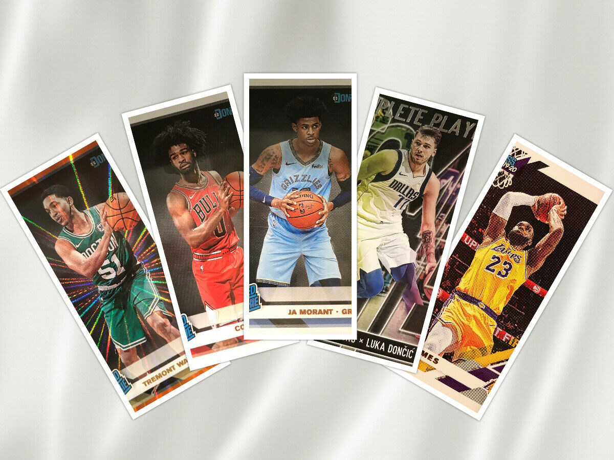 2019-20 Donruss Basketball Cards- YOU PICK -Base, Rookies, Orange Laser, Inserts