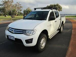 2010 Mitsubishi Triton Ute Bunbury Bunbury Area Preview