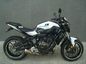 2017 Yamaha MT-07 HOA (ABS) 689cc