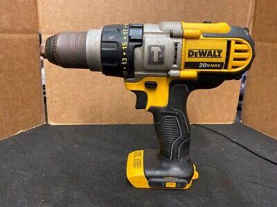 Dewalt Dcd985 12 20v Max Li-ion 3-speed Hammer Drill - Tool Only Ao1034999