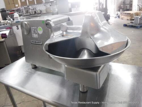 Hobart used-Food Processor Buffalo Chopper