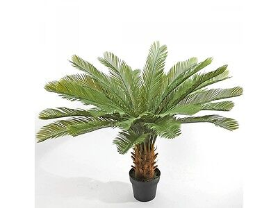 CYCAS  Palma  110cm Artificiale PIANTE Artificiali Finte