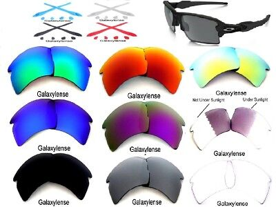 Galaxy Replacement Lenses For Oakley Flak 2.0 XL Sunglasses Multi-Colors (Replacement Lenses For Oakley Sunglasses)
