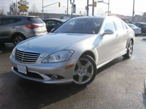 2008 MERCEDES-BENZ S450 4MATIC | AMG Package • AWD