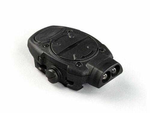 Mission First Tactical Torch Back Up Picatinny Mounted Light, Black
