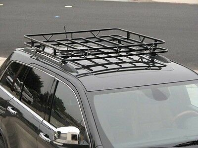 GARVIN WILDERNESS SPORT SERIES JEEP GRAND CHEROKEE 4 / WK2 ROOF RACK