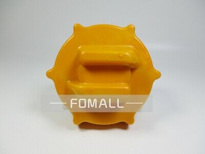 1pc Oil Tank Cap Fuel Cap For Komatsu Bulldozer Small Size About 9cm