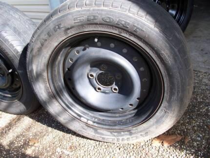 """Ford Falcon 16"""" Wheel Rim 2002-on BA BF"""