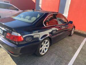 BMW 2003. 3 Series 325CI Coupe