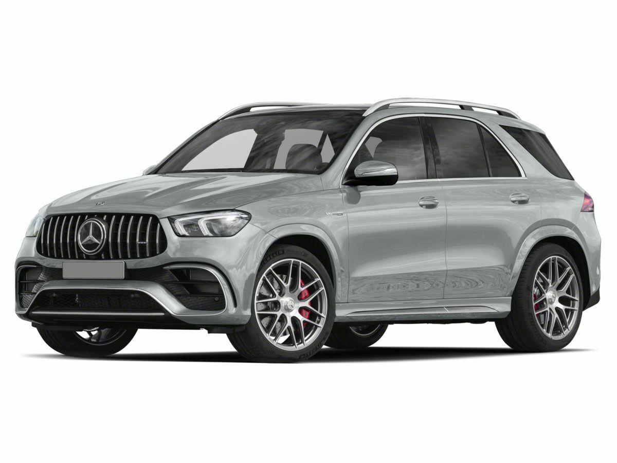 2021 Mercedes-benz Gle Gle 63 S Amg® 4d Sport Utility 4.0l V8