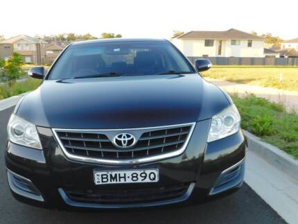 2007 Toyota Aurion AT-X Kellyville The Hills District Preview