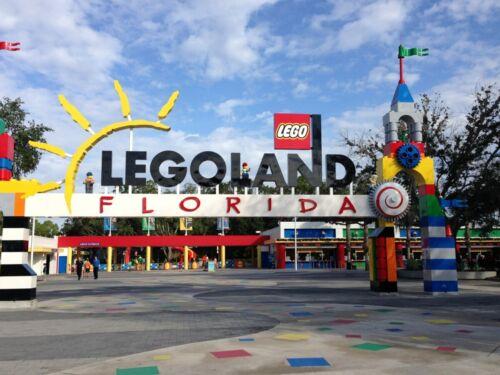**$65 EACH** LEGOLAND FLORIDA 1-DAY ADMISSION TICKET PROMO SAVINGS TOOL