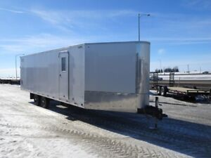 2019 RoyalCargo XRARSMT60-828-78 Enclosed Snowmobile Trailer