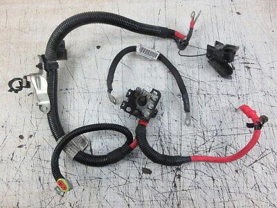2013 Alfa Romeo Giulietta JTDM 1.6 Battery Starter Alternator Cable Loom Harness