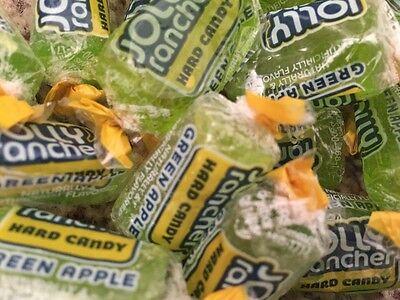 New Green Apple Jolly Rancher Candy Wedding Party Favorite 10 Pounds LB Green (Apple Jolly Rancher)