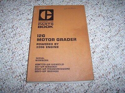 Motor Parts Catalog Manual