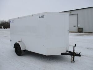 2019 Southland LCHS35-512-64V Enclosed Cargo Trailer