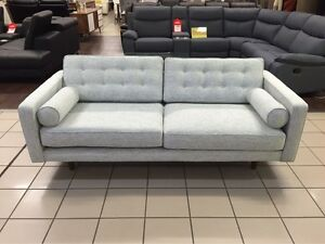 TATLER 3 SEATER - PARK WHEAT FABRIC Eagleby Logan Area Preview