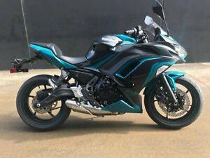 2021 Kawasaki Z650L (LAMS) Sports 649cc
