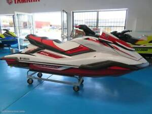 New 2019 Yamaha Wave Runner FX SVHO