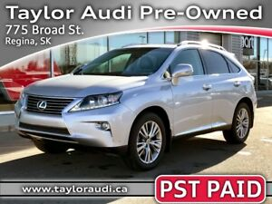 2013 Lexus RX 350 LOCAL TRADE, PST PAID, TOURING PKG, NAV, HE...