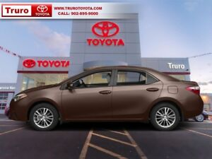 2014 Toyota Corolla COROLLA LE  - Certified -  Heated Seats