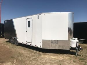 2018 Southland XRARCT60-826-86 Enclosed Snowmobile Trailer