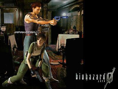 LIMITED UMBRELLA MAGNUM 6 MAGNA-PORT GUN BLUE CUSTOM Resident Evil Biohazard 0