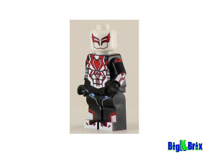 SPIDERMAN 2099 Custom Printed on Lego Minifigure! Marvel