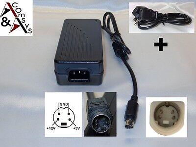 Netzteil 5V 12V f LaCie PS-0512L ADB0512 Iomega 31426900 DA-30C03 33090 4Pin #LA
