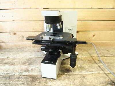 Olympus Bx40 Biological Microscope Objective Lens Set From Japan