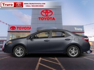 2014 Toyota Corolla COROLLA S  - Certified -  Heated Seats