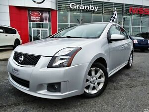 2012 Nissan Sentra SR/BLUETOOTH/MAGS