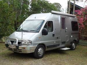 2005 FIAT MOTORHOME 5SPD MANUAL 64500 klms Redcliffe Redcliffe Area Preview