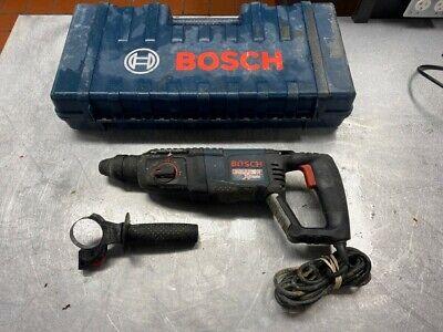 Bosch 11255vsr Bulldog Extreme Rotary Hammer Drill Whandle Case Psh000885