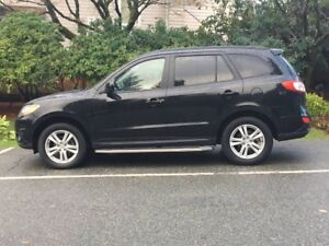 2010 Hyundai Santa Fe 4WD local no accidents only 140,000KM