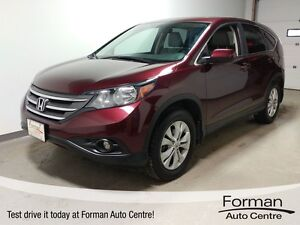 2014 Honda CR-V EX-L - Htd. Leather | Remote start | Bluetoot...
