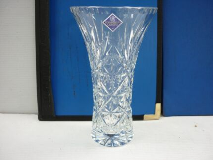 Crystal Vase With Frog Collectables Gumtree Australia Goulburn
